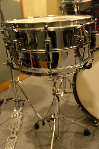Ludwig 70's Supraphonic LM402 Snare Drum